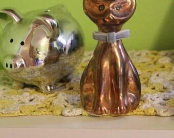 Copper Cat Bank