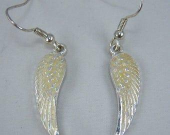 E058, Wing Earrings