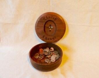 Savings bank for giving on Sunday or anytime