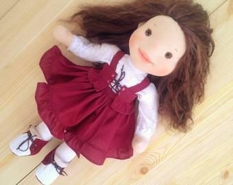 Waldorf doll,  Waldorf bambola, Waldorf puppe, Waldorf dolls, natural doll, handmade doll, doll, dolls, eco toys, Steiner doll, waldorf