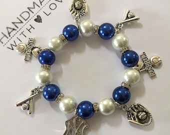 New York Yankees Charm bracelet