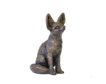 Fennec Fox, by Tanya Russell ARBS