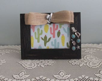 Western Themed Picture Frame