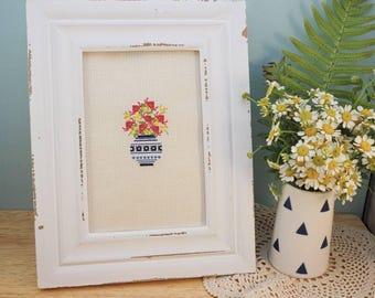 Bouquet Cross Stitch