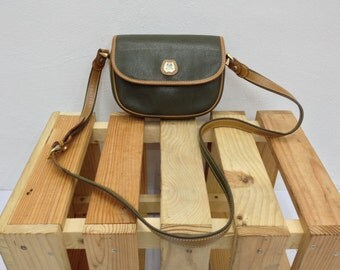 Vintage LANCEL Paris Made In Italy Sling/Crossbody Bag