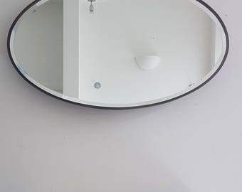 Copper Mirror From c1920 A Good Looking Metal Framed Mirror For Any Room
