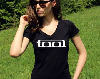 Tool Band Shirt Tool Tshirt Art Rock Alternative Metal Progressive Metal Lady Tee Shirt Tool Rock Shirt Women Tee Shirt