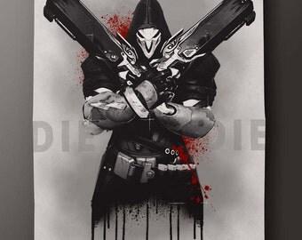 Reaper Print