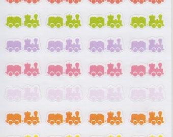 Trains | 165 | Planner Sticker | Kikki-K | Happy Planner | Erin Condren