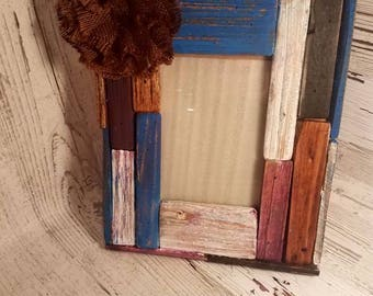 4x6 picture frame, photo frame, wooden frame, home decor