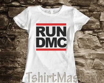 Run Dmc women t-shirt