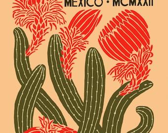 El Maestro Poster Image - vintage poster, mexican art, digital image, magazine illustration