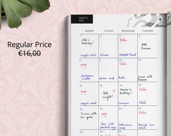 Final Sale: Momentum Planner - Digital Version