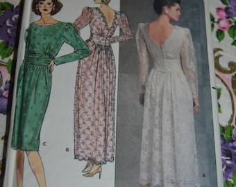 BUtterick 5902 Rimini  Misses Dress Sewing Pattern - UNCUT - Size 14 16 18
