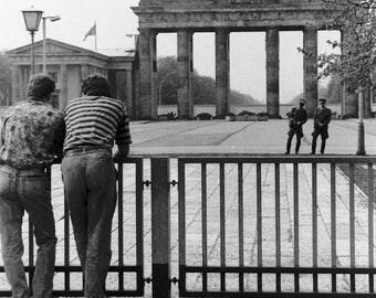 Brandenburg Gate GDR Nr. 1989_294517