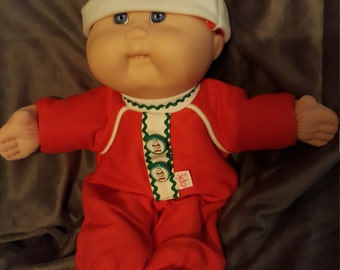 Cabbage Patch Kids Christmas Baby Girl
