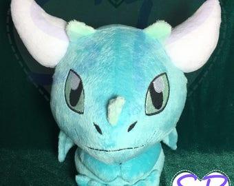 Water Dragon Plushie