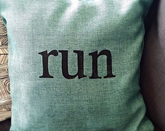 RUN Cushion Cover