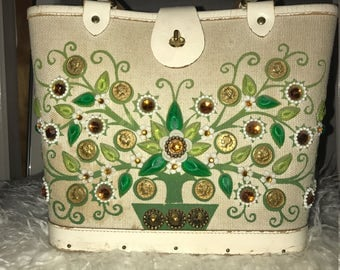 Enid Collins money tree purse