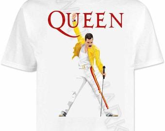 Queen T shirt shirts . Freddie mercury