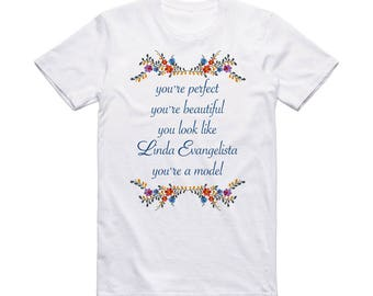 Valentina - Linda Evangelista Shirt