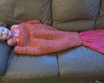 Bulky Mermaid Blanket