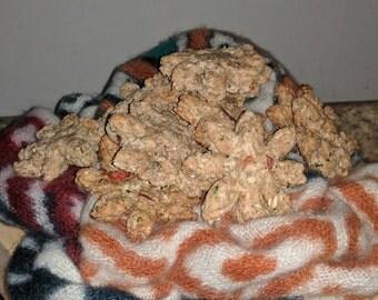 100% Natural Apple Cinnamon Dog Treats