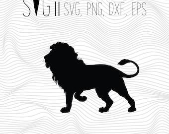Download Lion SVG File,Zoo Animals SVG,Safari SVG -Cutting Template ...