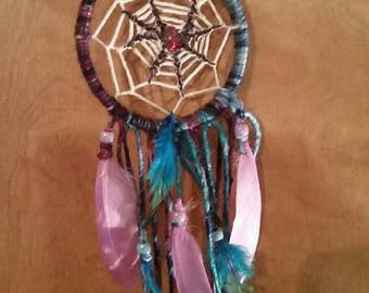 Itsy Bitsy Spider Dream Catcher
