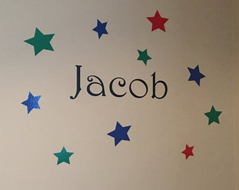 Personalized Nursery Wall Art