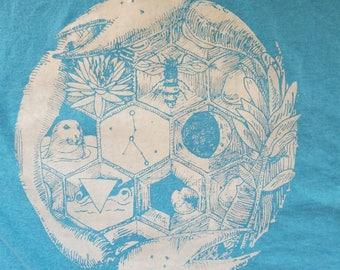 Nativity #Screenprints #tshirts