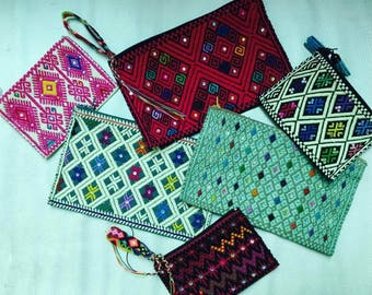 Handcrafted cases Chiapas