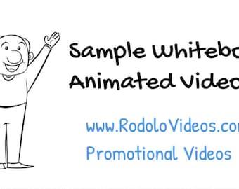 WhiteBoard Video Ad