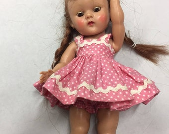 1950's Ginny Strung Vogue Doll