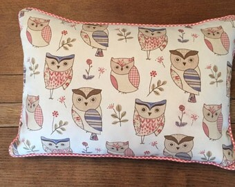Owl Cushion/Pillow Cover