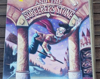 Harry Potter and the Sorcerer's Stone Book Pouch