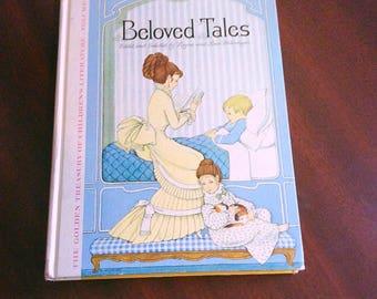 Beloved Tales volume 2, the golden treasury of children literature.