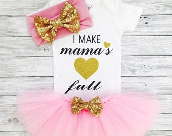 Baby Girl Outfits, Mommys Bestie, Mommy and Me Outfits, Mommy and Me Clothing, Baby Girl Clothes, Mommys Girl, Baby Girl Dress