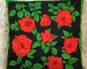 "Pillow ""Roses"""