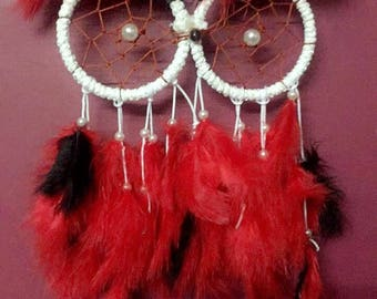 Prakki Owl Dream Catcher
