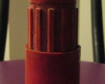 Vintage Phallic Shaped/Bullet Shaped Toothpick Dispenser - 1940s - ODD and RARE peculiar dispensing device