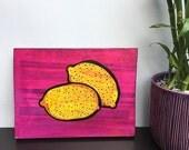 Lemons - Original Mixed M...