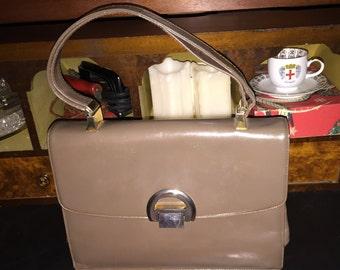 Vintage Leather Koret Hand Bag