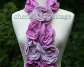 TwO ToNE PiNK SCaRF