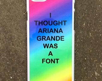 Ariana Grande Etsy