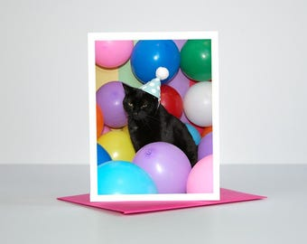 AC Party Time Greeting Card