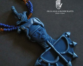 MADE TO ORDER - Ochosi Necklace