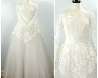 Vintage Wedding Dresses – Etsy