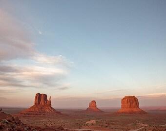 Monuments - Monument Valley, Arizona