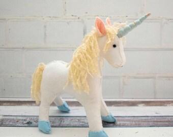 Unicorn Softie Kit